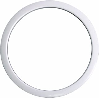 Gibraltar SC-GPHP-5W 5-Inch Port Hole Protector Ring, White
