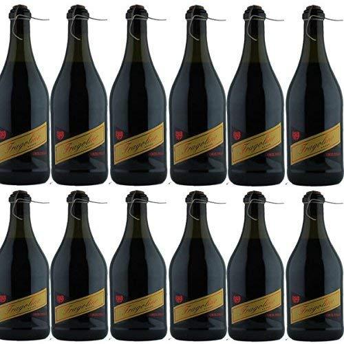 Fragolino Rosso Kultgetränk aus Italien (12x0,75L)