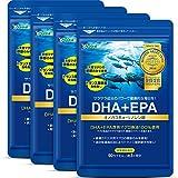 シードコムス DHA + EPA サプリメント 栄養補助 国産 ビタミン含有 約12ヶ月分 360粒