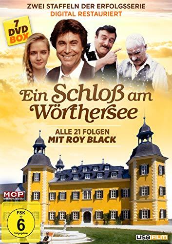 Staffel 1+2 (alle 21 Folgen mit Roy Black) (7 DVDs)