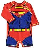 NAME IT Jungen Badeanzug UV Schutz Anzug Superheld (104, Superman)