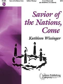 Savior of the Nations, Come