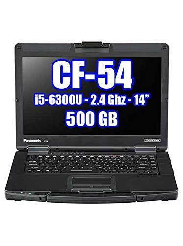 Compare Panasonic CF-54E6001VM Semi Rugged Toughbook vs other laptops