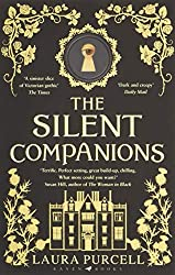 Photo of the book cover of The Silent Companions by Laura Purcell