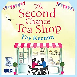 The Second Chance Tea Shop cover art