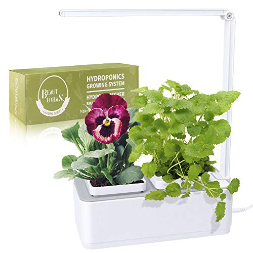 Mejor AeroGarden 45w LED Grow Light Panel, Black crítica 2020
