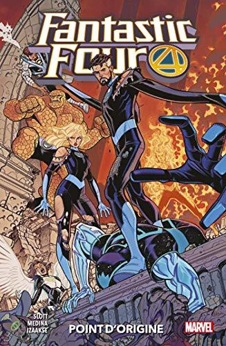 Fantastic Four (2018) T05 : Point d'origine (French Edition)