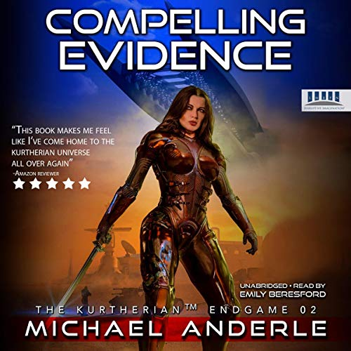 Compelling Evidence cover art