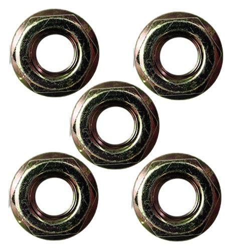 Husqvarna 530015917 Replacement Bar Nut, Pack of 5
