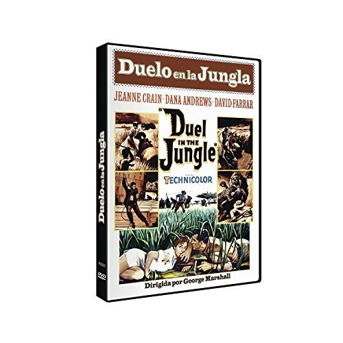 Duel in the Jungle [ NON-USA FORMAT, PAL, Reg.0 Import - Spain ] by Dana Andrews