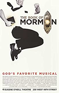 Best the book of mormon poster Reviews