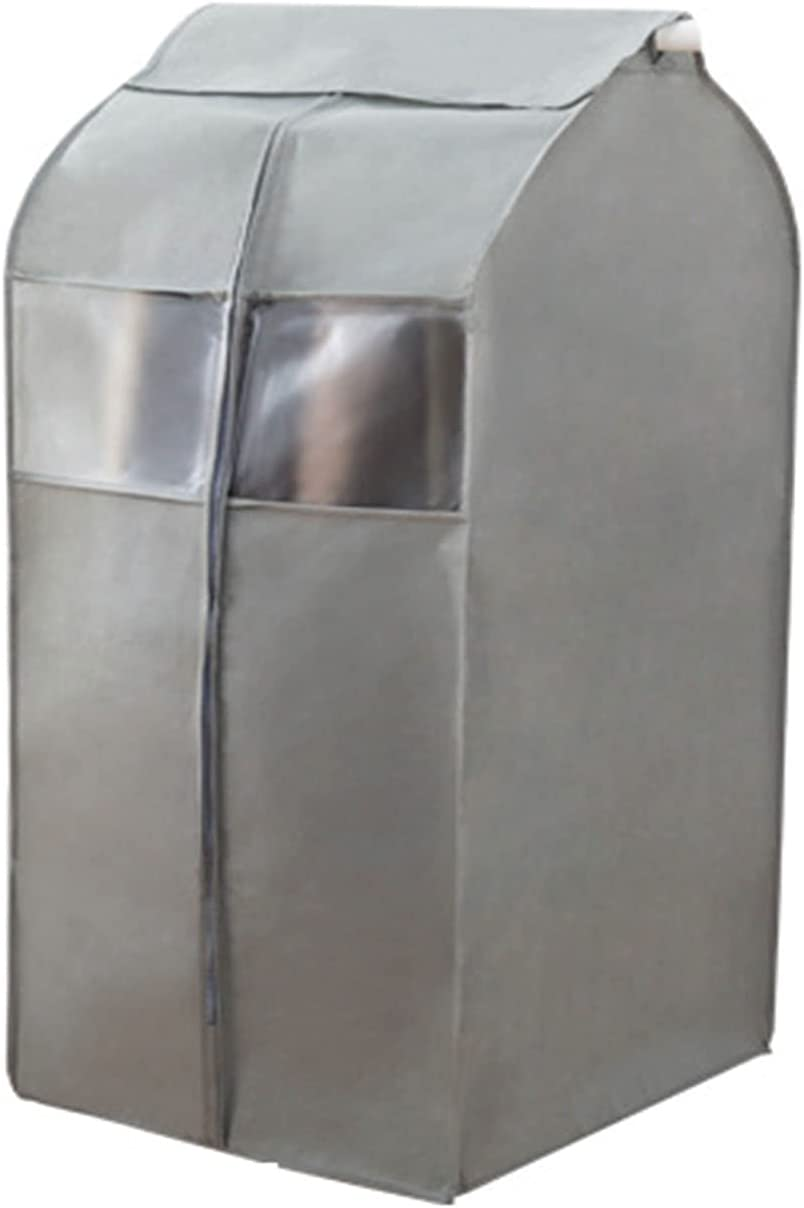 YFAX Garment Bags for Max 53% OFF Hanging with Clothes W Branded goods Clear