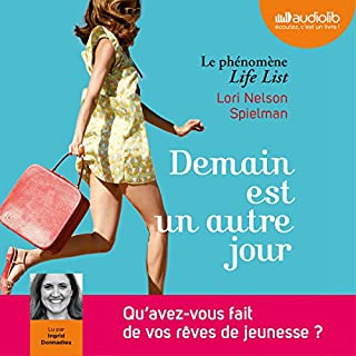 Demain est un autre jour                   By:                                                                                                                                 Lori Nelson Spielman                               Narrated by:                                                                                                                                 Ingrid Donnadieu                      Length: 10 hrs and 56 mins     Not rated yet     Overall 0.0