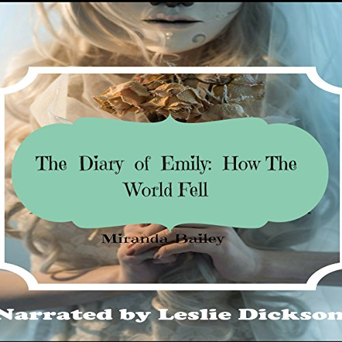 The Diary of Emily audiobook cover art