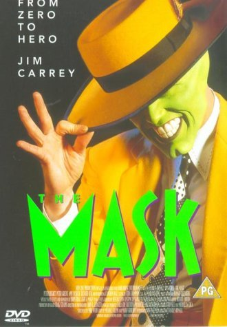 The Mask [DVD] [1994] by Jim Carrey