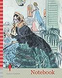Notebook: 1859, Women's fashion in nineteenth-century Paris, Boutet, Henri (1851-1919), (Artist), 1902