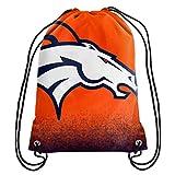 Denver Broncos NFL Gradient Drawstring Backpack