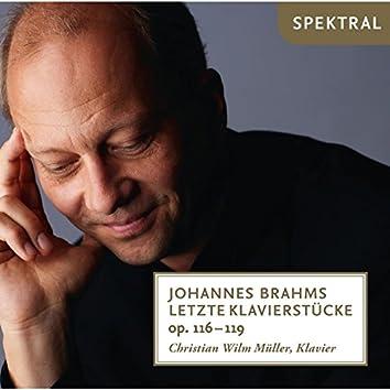 Johannes Brahms - Letzte Klavierstücke Op.116-119