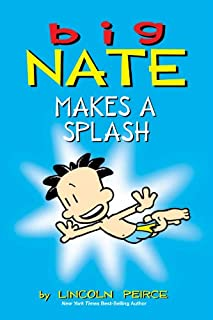 Big Nate Makes a Splash (English Edition)