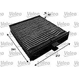Valeo 715610 Filtre charbon actif