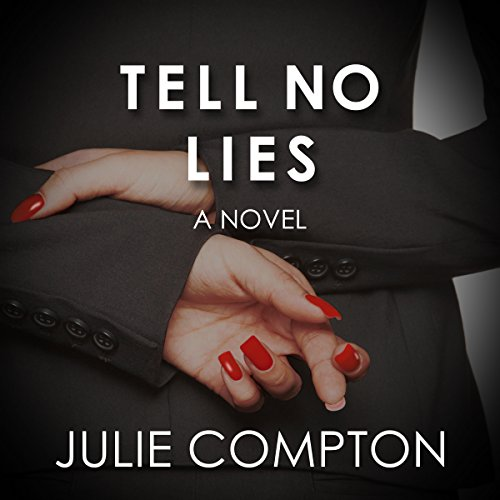 Tell No Lies audiobook cover art