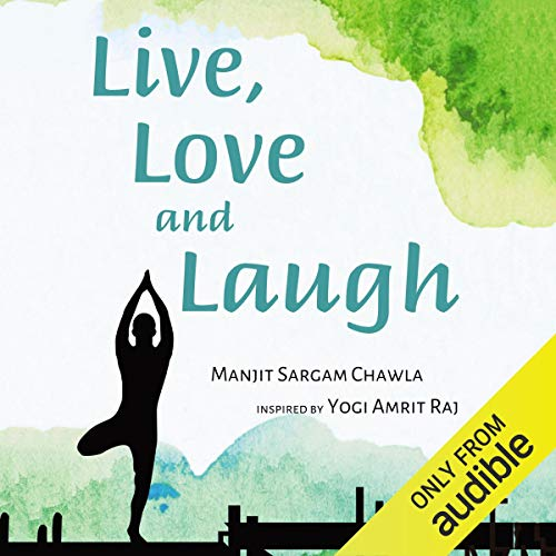 Live, Love and Laugh cover art