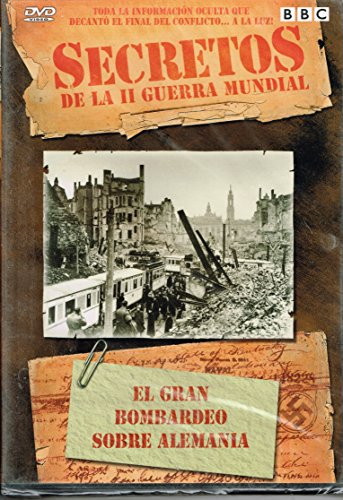 SECRETOS DE LA II GUERRA MUNDIAL-EL GRAN BOMBARDEO SOBRE ALEMANIA DVD