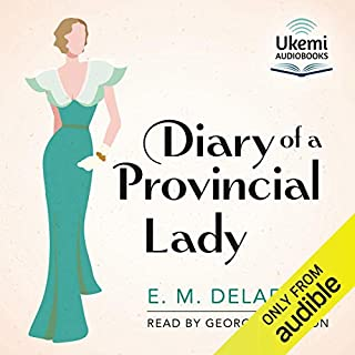The Diary of a Provincial Lady cover art