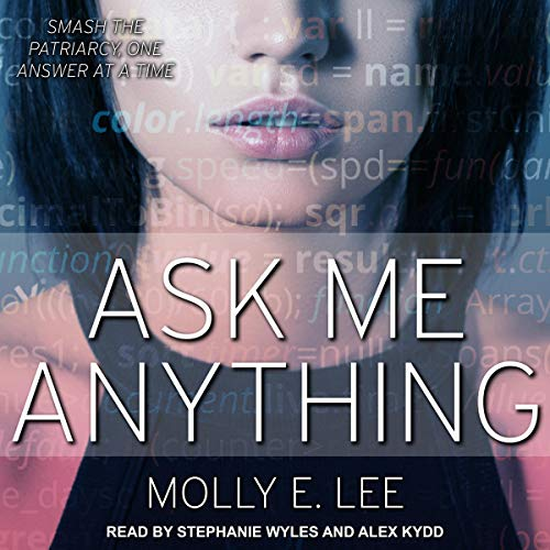 Ask Me Anything audiobook cover art