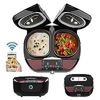 スマートダブルポットダブルボディ炊飯器5L多機能自動世帯5〜6人の選任