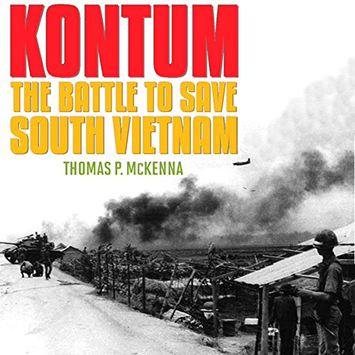 Kontum audiobook cover art