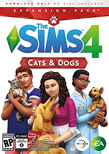 The Sims 4 Cats & Dogs [PC Code - Origin]