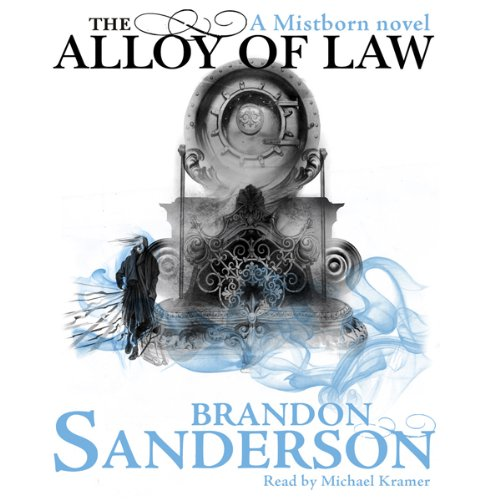 The Alloy of Law: A Mistborn Novel audiobook cover art
