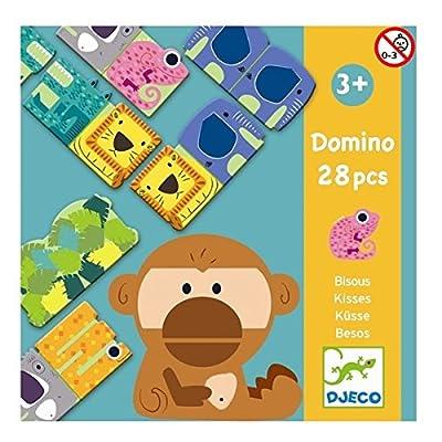 Domino Bisous - Djeco