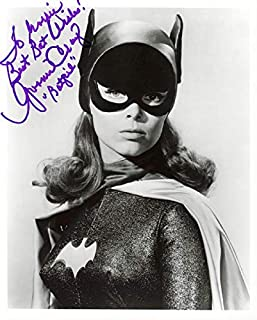 Yvonne Craig - Inscribed Photograph Signed