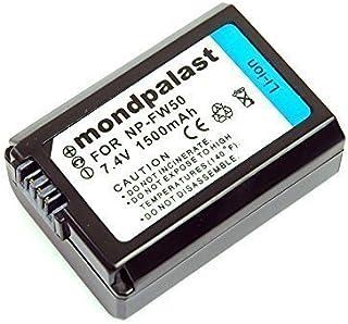 Batería de Reemplazo NP-FW50 1500 mah para Sony cámaras digital  NEX-5 NEX-5R NEX-5N NEX-3 NEX-3N NEX-7 NEX-C3 DLSR A33 DLSR A55