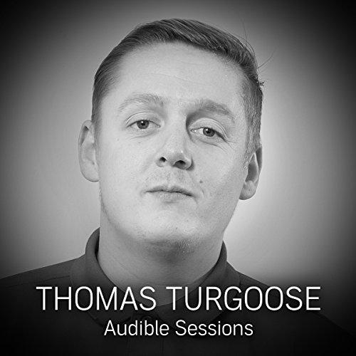 Thomas Turgoose audiobook cover art