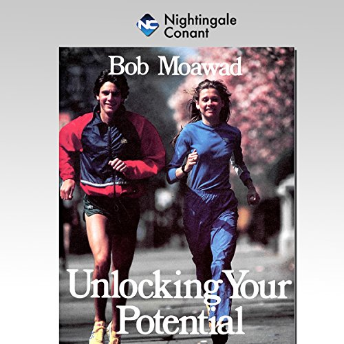 Unlocking Your Potential audiobook cover art