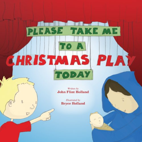 Please Take Me to a Christmas Play Today audiobook cover art