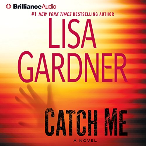Catch Me audiobook cover art