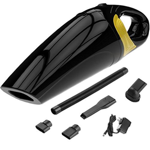 YLLXX Voiture Aspirateur sans Fil De Voiture Aspirateur Haute Puissance 220 V Voiture De Recharge Mini Mini Aspirateur Mini Aspirateur (35 * 11 Cm)