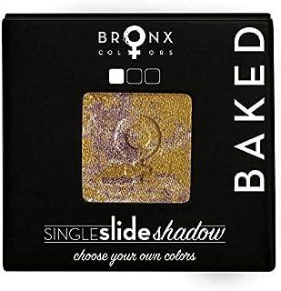 BRONX COLORS Urban Cosmetics SCBS11 Single Slide Baked Shadow Mars (1 x 2 g)