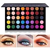 Bunte Lidschatten-Palette Make-up Kontur Metallic...
