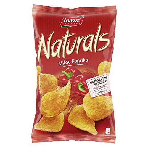Lorenz Snack World Naturals Milder Paprika 95 g