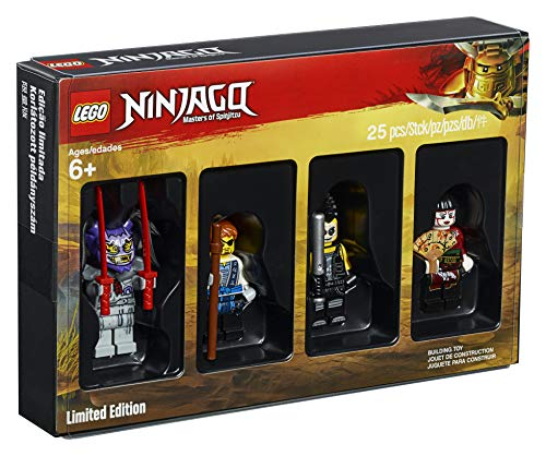 bekannt Lego Bricktober 2018 - 5005257 - Ninjago Masters of Spinjitzu Exclusive Figuren