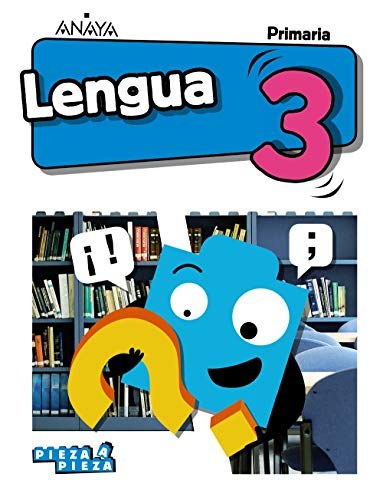 Lengua 3. (Incluye Taller de Lectura comprensiva) (Pieza a Pieza)