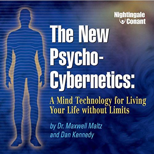 The New Psycho-Cybernetics audiobook cover art