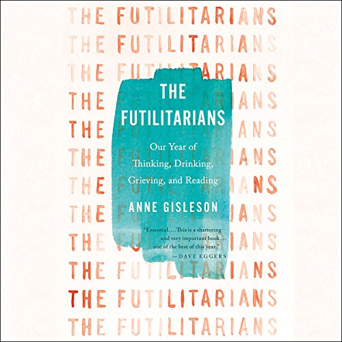The Futilitarians audiobook cover art