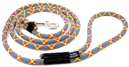 Krebs Recycle 6 Ft Climbing Rope Dog Leash