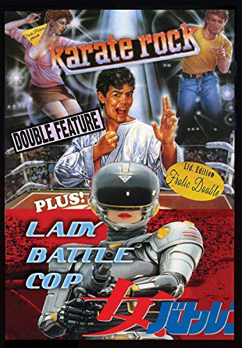 Karate Rock/Lady Battle Cop [USA] [DVD]